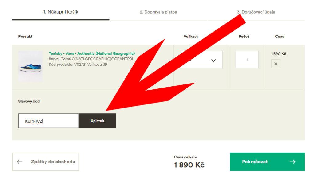 Freshlabels.cz slevový kupón