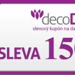 Decodoma.cz slevový kupón (kód)